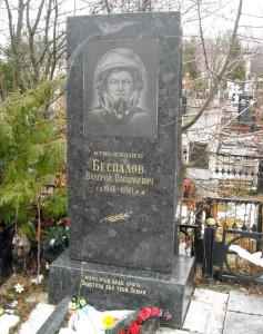 В.В.Беспалов