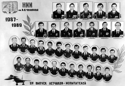 Выпуск ЦПЛИ 1989 г