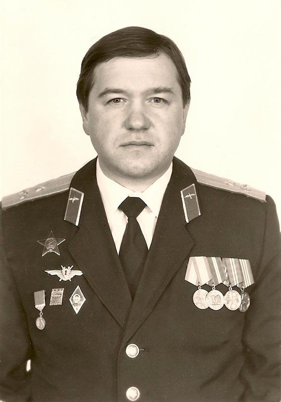Осипов Сергей Дмитриевич Испытатели