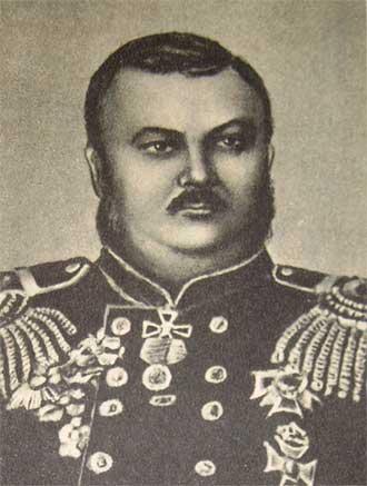 Константин Иванович КОНСТАНТИНОВ создатель первой боевой ракеты