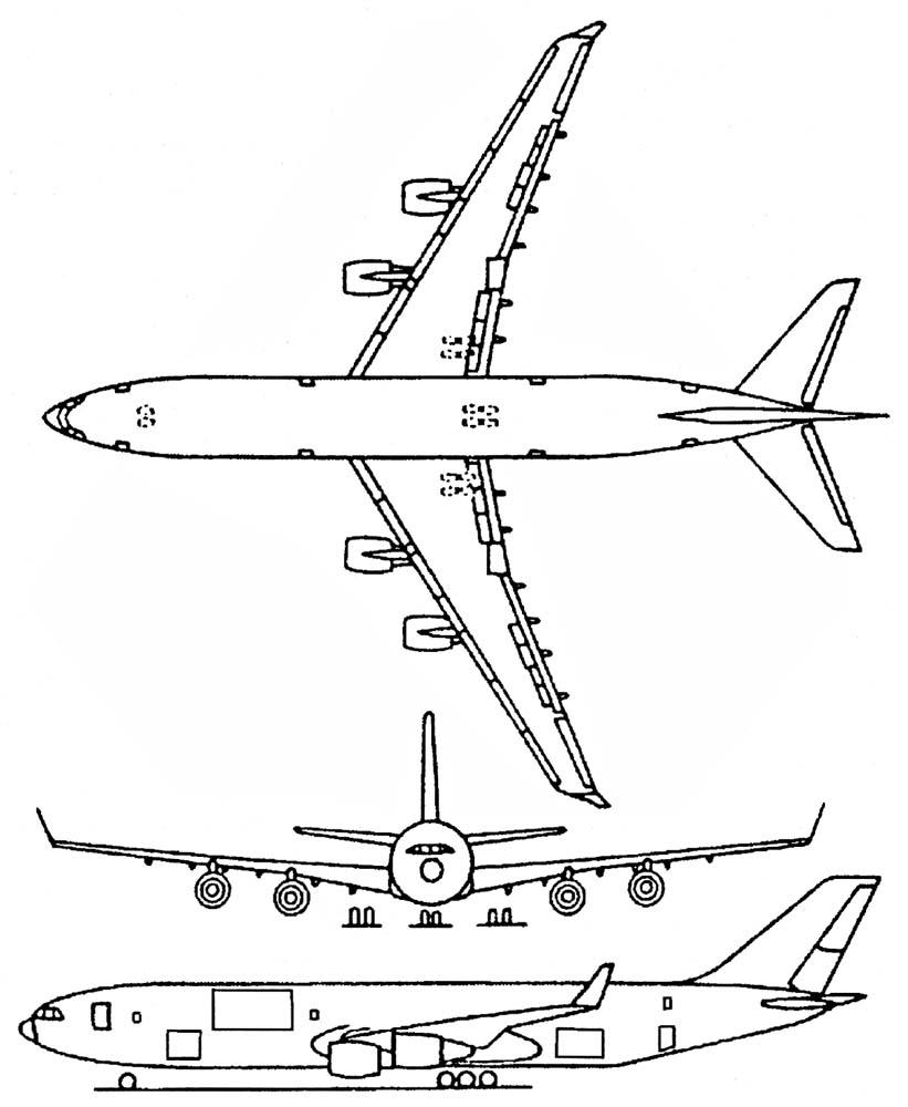 Проект Ил-96-400 Дайджест темы.  75 лучших сообщений.