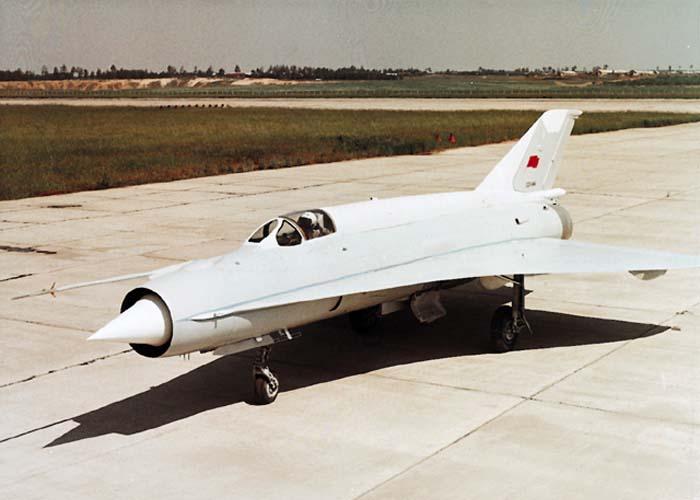 List of Chengdu J-7 variants