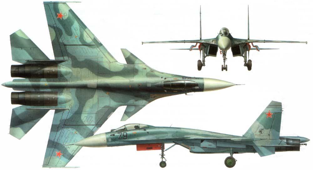 """Китай создал копию российского палубного истребителя Су-33, сообщает  """"Интерфакс """" со ссылкой на военное издание Kanwa..."""