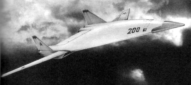"""Т-4МС получился неким сочетанием  """"летающего крыла """" и интегральной компоновки со сравнительно небольшими поворотным..."""