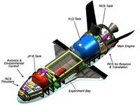 Схема X-37