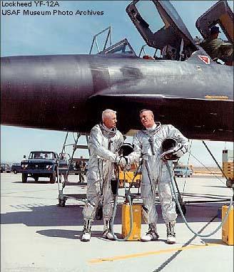 Рекордный полет полковник Роберт Стивенс по прозвищу «Чёрно-бурый Лис». И где там отделяемая капсула?